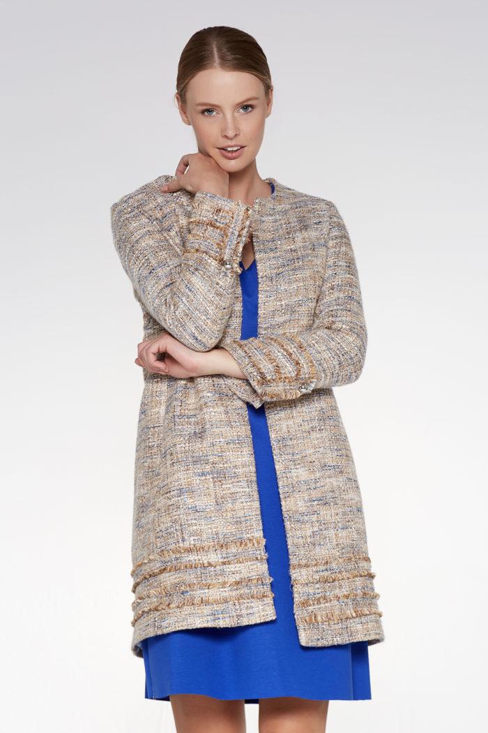 ad99376387 PŁASZCZYK COCCO - Eleganckie sukienki na każdą okazję - Izabela Muther