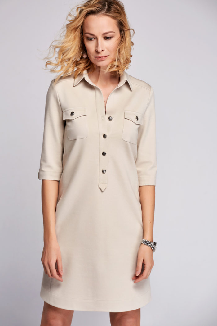 0de1033146 SUKIENKA CHARLIE NUDE - Eleganckie sukienki na każdą okazję ...